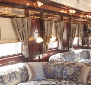 What is luxury train?