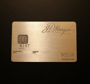 What is the best luxury credit Card?