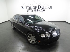 used pre-owned Bentley Dallas