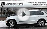 2011 BMW X5 xDrive 5.0i - Village Luxury Cars Toronto