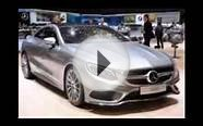 2015 The All New Mercedes Benz CLS Class Luxury Car