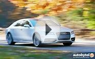 2013 Audi S7 Test Drive & Luxury Car Video Review