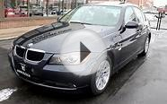 2007 BMW 328xi in review - Village Luxury Cars Toronto