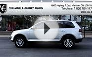 2010 Volkswagen Touareg in review - Village Luxury Cars
