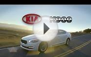 2015 Kia K900 - Affordable Luxury