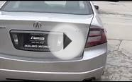 2008 Acura TL Luxury Sedan Auto Silver - Excellence Cars