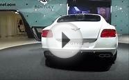 2015 Bentley Continental GT V8 S - new luxury car
