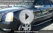 2013 Cadillac Escalade EXT Luxury - for sale in Silverthorne