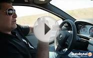 2013 BMW M5 Test Drive & Luxury Sports Car Video Review