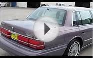 1994 Lincoln Continental Used Cars Dallas TX