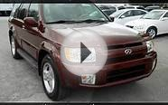 2001 Infiniti QX4 Luxury Used Cars - Clearwater,Florida