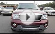 2003 Lincoln Navigator Luxury Used Cars - Hot Springs