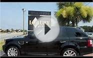 2009 Land Rover Range Rover Sport Used Cars Lexington SC