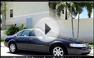 2002 Cadillac Seville Luxury SLS Used Cars - West Palm