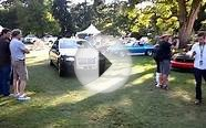 2011 Vancouver luxury and supercar weekend at Van Dusen Garden