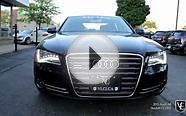 2011 Audi A8 in review - Village Luxury Cars Toronto