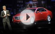 2014 Cadillac CTS: a leap forward for American luxury cars