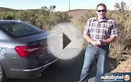 2014 Kia Cadenza Road Test & Luxury Car Video Review