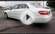 2010 Mercedes-Benz E350/PANORAMIC SUNROOF Luxury Used Cars