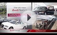 "Audi Natick -- ""Luxury With No Limits "" (1/2014)"