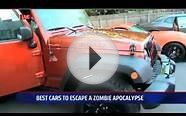 Best Cars to avoid a Zombie Apocalyps