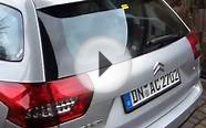 Citroen C5 Rental Car by Hertz Germany