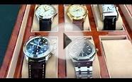 COLLECTING NICE THINGS - Luxury Wrist Watches improve your