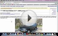 Craigslist Dallas TX Used Cars - Online Search Help for Buyers