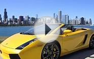 Exotic and Luxury Car Rentals in Chicago - Global Exotic
