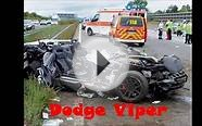 Exotic Cars (12 Worst Exotic Car Crashes Ever)