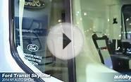 Ford Skyliner VIP Van - Ultra Luxury Motorcoach @ 2014 New