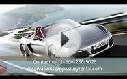 GP Luxury Car Rental Miami