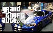 GTA V | Luxury Cars in California!