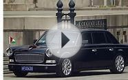 hongqi l5 luxury sedan most expensive car made in china