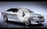 hyundai luxury car