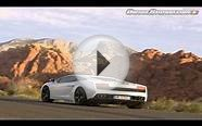 Lamborghini LP-560 Luxury Rental Car White on Black from