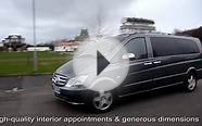 Luxury Chauffeur 9 Seater Van - Mercedes Benz Vito