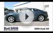 Pre-Owned Luxury - 2009 Audi S5 - Used Car Greensburg
