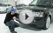 Range Rover Sport Supercharged--Chicago Cars Direct