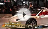 Tax on Luxury Cars Presented by Joshua Linder of China