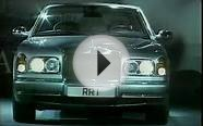 Top 10 Luxury Cars 2001: Rolls-Royce Silver Seraph