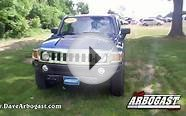 Used 2006 Hummer H3 Luxury Blue SUV